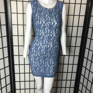 2/$20✨sexy lacy mini fitted dress